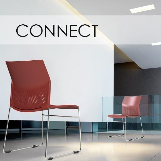 Cadeiras Connect Frisokar