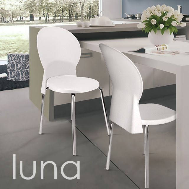 Cadeiras Luna Frisokar
