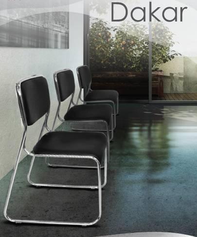 Cadeiras Dakar Frisokar