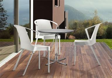 Cadeiras Shine para áres de laser